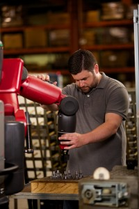 Baxter manufacturing robot is helping reduce offshoring and increase reshoring