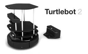 TurtleBot 2 with docking station