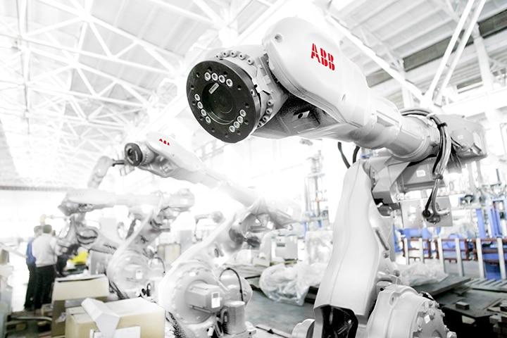 Abb Robots Irb 14000 Yumi Robot Collaborative Robots