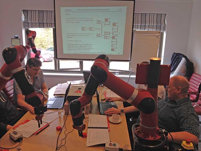 Active8 Robots Training Courses