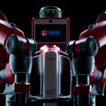 Corporate R&D Robots