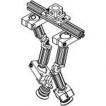 Flexible Vacuum Mounting Kit