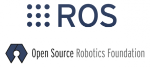 Robot Operating System and Open Source Robotics Foundation Logos