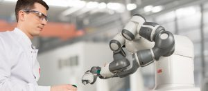 Collaborative Robots for the Pharmaceutical Industry